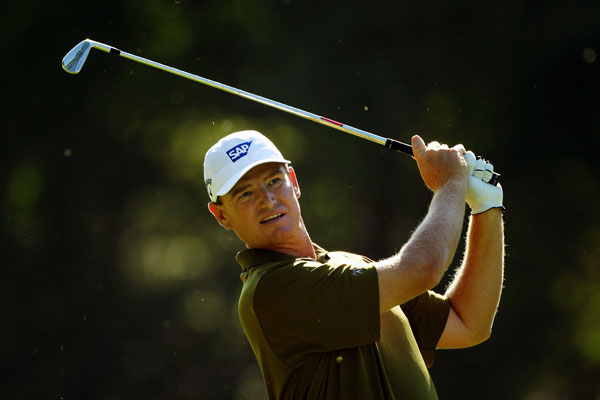 Ernie ElsTotal Weeks at No. 1:: 9A week after winning his second U.S. Open title in 1997, Els won the Buick Open and took over the No. 1 ranking for the first time.