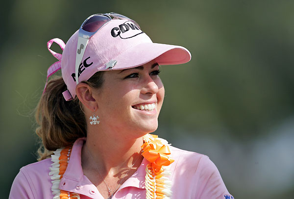 Creamer became the fastest player to reach the $2 million mark and the $3 million mark in career earnings.