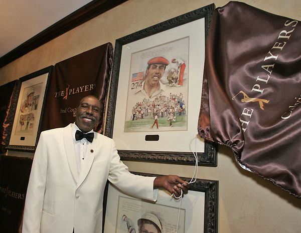 Calvin Peete Peete developed a poor image for being inflexible and sometimes withdrawing when playing badly. Being an African American in a white man's game also didn't help win him acclaim. But Peete's accomplishments definitely deserved more notoriety: 12 Tour wins, including the 1985 Players Championship, made him the winningest black golfer not named Tiger Woods; he is the straightest driver in history, having led the Tour in accuracy for 10 straight seasons; and he was 4-2 (2-0 in singles) in two Ryder Cups. Not bad for a former migrant worker who took up golf at 23.React                       • Who is on your list?More from GOLF.com                       • The most overrated players