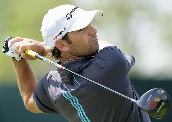 Sergio Garcia is eight over par in his last two rounds.
