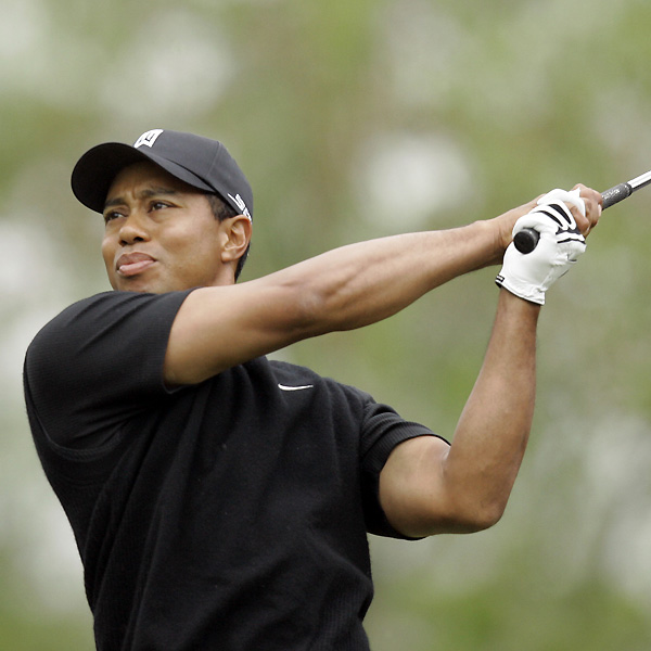 "Tiger Woods made five birdies and one bogey in his round of 68. Woods goes into the weekend at six-under par. ""I felt like I pretty much have maximized my rounds,"" Woods said. ""You know, today was part of a pretty good balance. I missed a couple short ones but also got away with a couple bad drives and made a pretty good up-and-down after a terrible iron shot at 3. All in all, pretty balanced on both ends.""                                              See the latest news and photos about Tiger Woods"