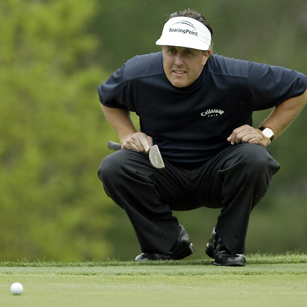 Coming to No. 18, Phil Mickelson was nine under and near the top of the leaderboard. But Lefty had another collapse on a finishing hole. Mickelson took a double-bogey six and finished at seven under.                                                          See the latest news and photos about Phil Mickelson