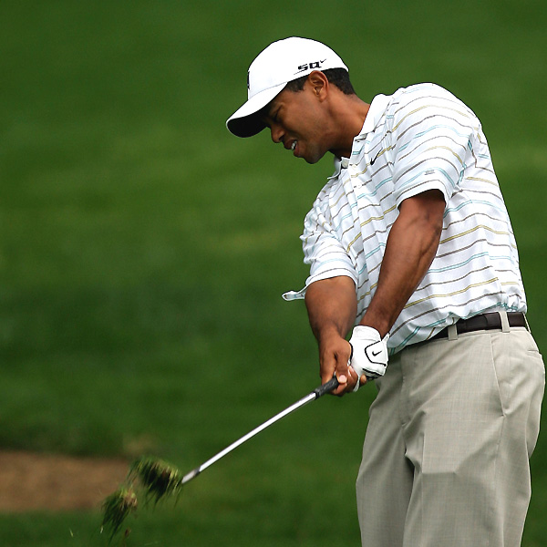 Tiger Woods was in the lead until a bogey-bogey finish.                                                      See the latest news and photos about Tiger Woods