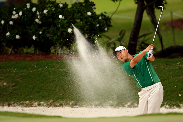 Anthony Kim tied for 42nd last year at the Players.