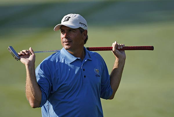 Fred Couples, who has won the Players twice, squeaked into this year's field when Will MacKenzie withdrew because of knee surgery.