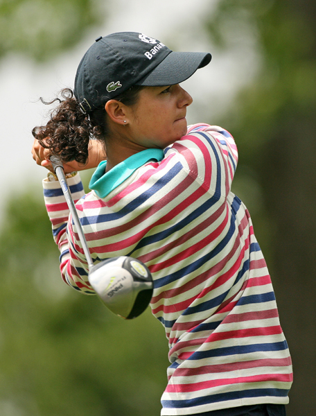 Michelob Ultra Open at Kingsmill: First RoundLorena Ochoa opened with the lead after a seven-under 64.