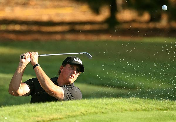 """I look forward to this tournament every year now because my chances of being in contention and my chances of winning have gone up greatly,"" Mickelson said."