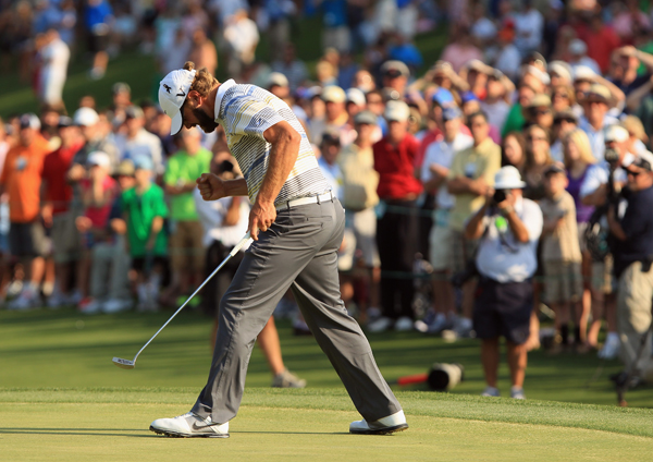 Glover beat Jonathan Byrd in a playoff to win his first title since the 2009 U.S. Open.