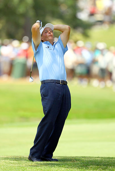 """Phil Mickelson and NikeIn a 2003 interview with GOLF Magazine, Lefty hit the company with an overhand right when he said that Tiger Woods had saddled himself with """"inferior equipment"""" when he signed on to carry Nike sticks. In a backhand compliment, Mickelson added that Tiger was the only player good enough """"to overcome the equipment he's stuck with."""""""