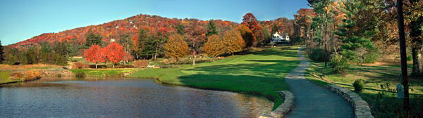 Grove Park Inn Resort & Spa -- Asheville, N.C.                                   Green fees: $85-$149                                   800-438-5800 -- groveparkinn.com