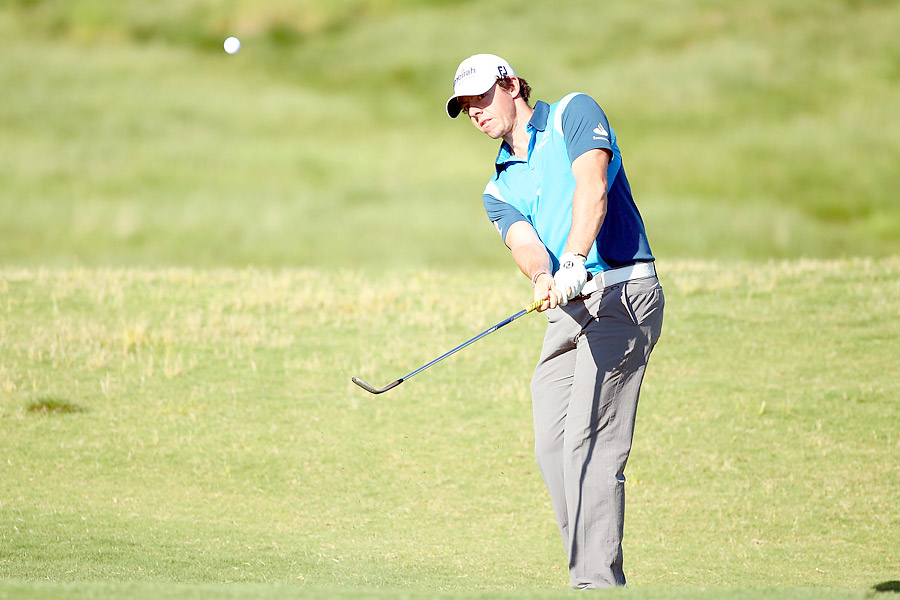 McIlroy only recently added St. Jude to his schedule to prepare for next week's U.S. Open.