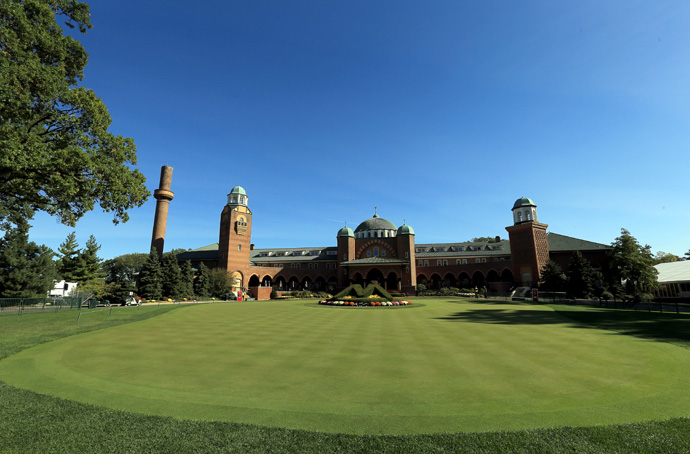 85. Medinah (No. 3)                           Medinah, Ill.                           More Top 100 Courses in the World: 100-76 75-5150-2625-1