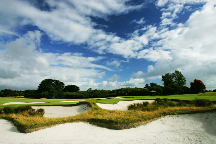 94. Royal Melbourne (East)                           Melbourne, Australia                           More Top 100 Courses in the World: 100-76 75-5150-2625-1