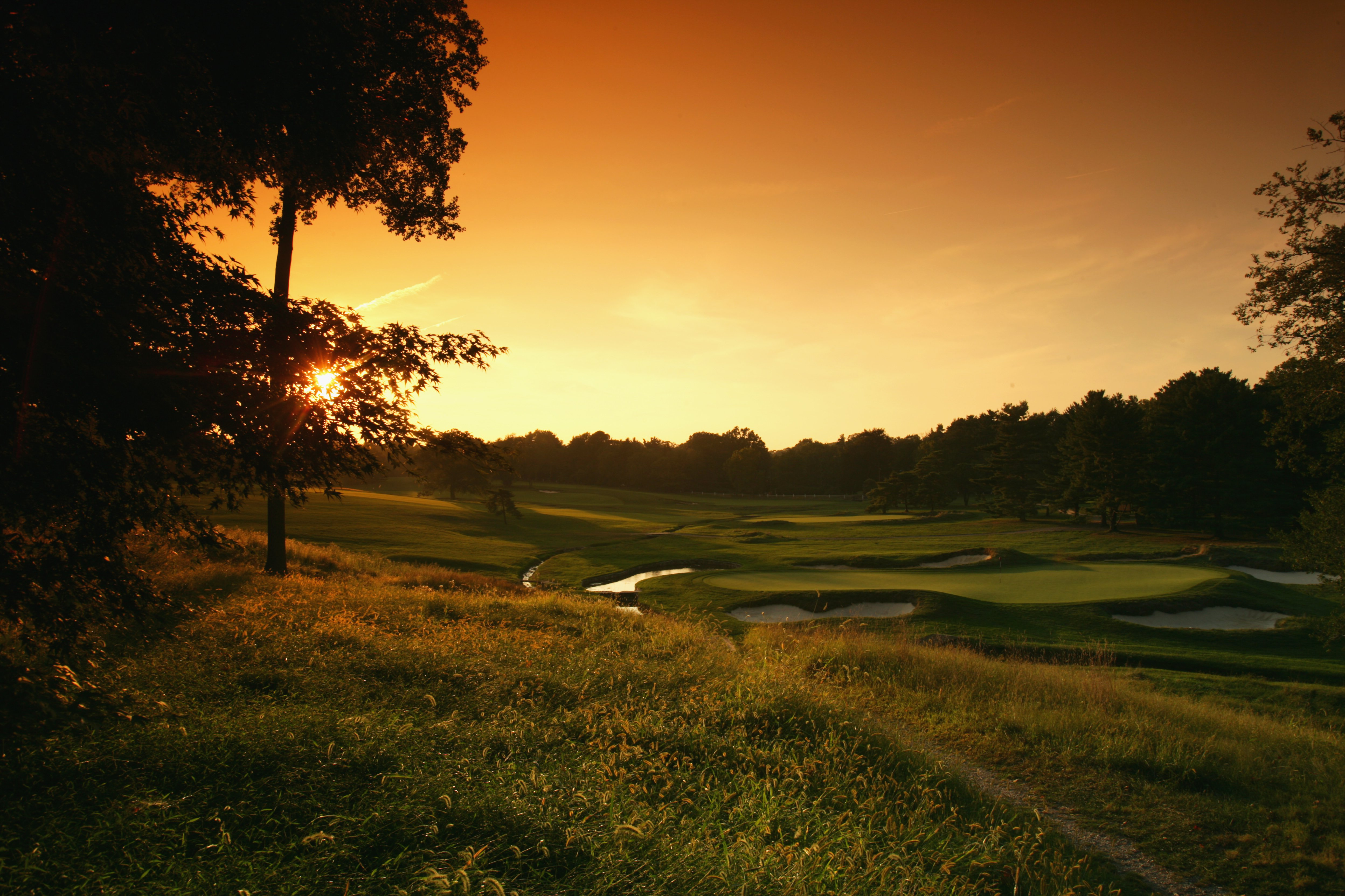 The Merion Golf Club hosted its fifth U.S. Open in 2013.
