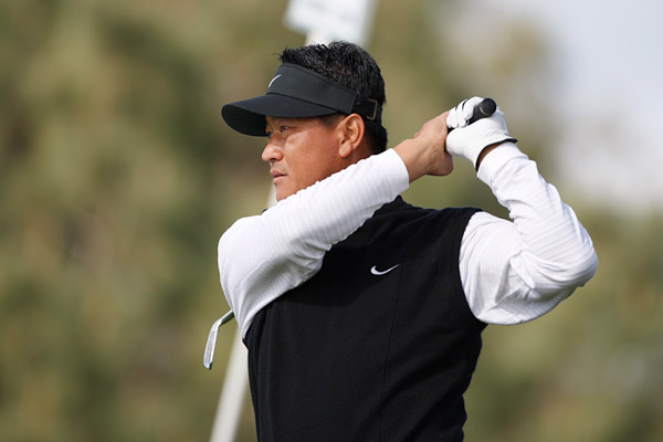 8. K.J. Choi                             Career Earnings: $25,778,131 (17th on Career Money List)                             PGA Tour Wins: 8                             Money Per Win: $3,222,266
