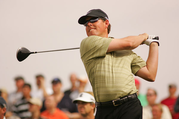 14. Justin Leonard                             Career Earnings: $30,802,845 (10th on Career Money List)                             PGA Tour Wins: 12                             Money Per Win: $2,566,904