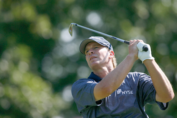 12. Steve Stricker                             Career Earnings: $31,483,540 (9th on Career Money List)                             PGA Tour Wins: 11                             Money Per Win: $2,862,140