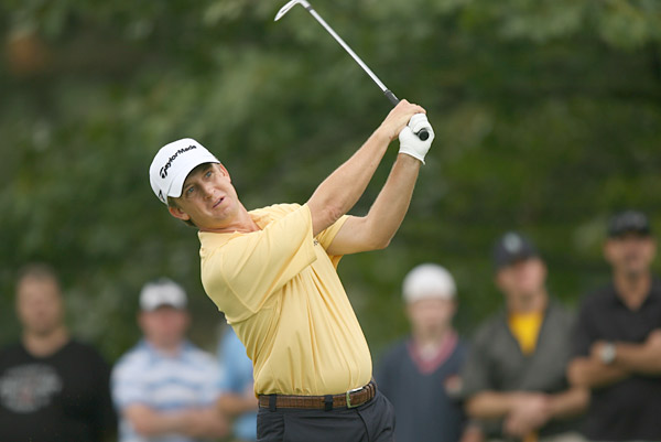 13. David Toms                             Career Earnings: $36,836,950 (7th on Career Money List)                             PGA Tour Wins: 13                             Money Per Win: $2,833,612