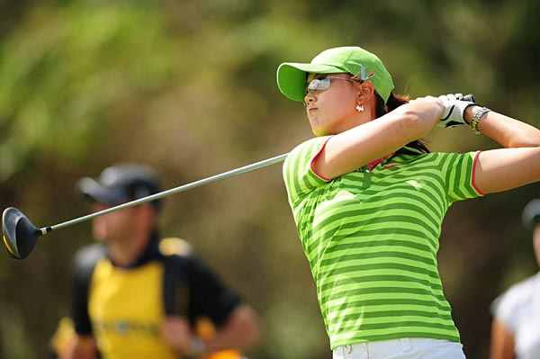 Wie played the first SBS in 2005 as a 15-year-old amateur and tied for second.