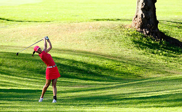 Wie shot 70-66-70-69 over the week in Guadalajara, Mexico.