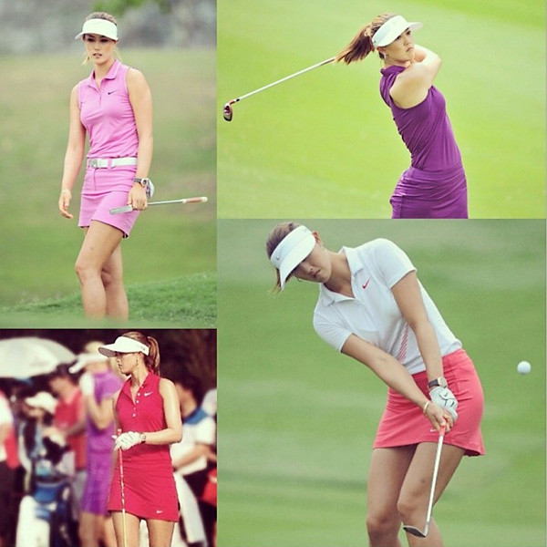 @themichellewie My outfits from this week @nike @nikegolf #thailand #lpga