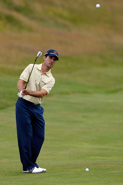 2003 Masters Champion Mike Weir is looking to become a two-time major champion.