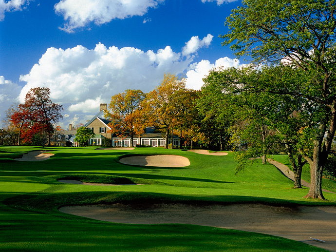 77. Milwaukee                       River Hills, Wisc.More Top 100 Courses in the U.S.: 100-76 75-5150-2625-1