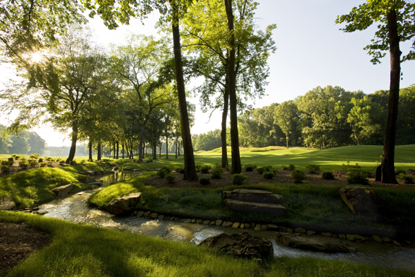 Justin Timberlake recently reopened Mirimichi, an eco-fiendly public golf facility he co-owns with his parents in his hometown of Memphis, Tenn. Here's a look at the championship course.