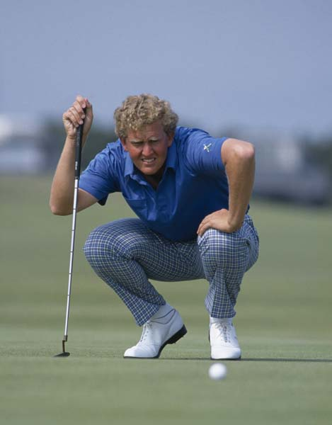 Colin Montgomerie makes his first British Open start at St. Andrews in 1990. Montgomerie's closest call at an Open Championship came in 2005, when he finished second to Tiger Woods.