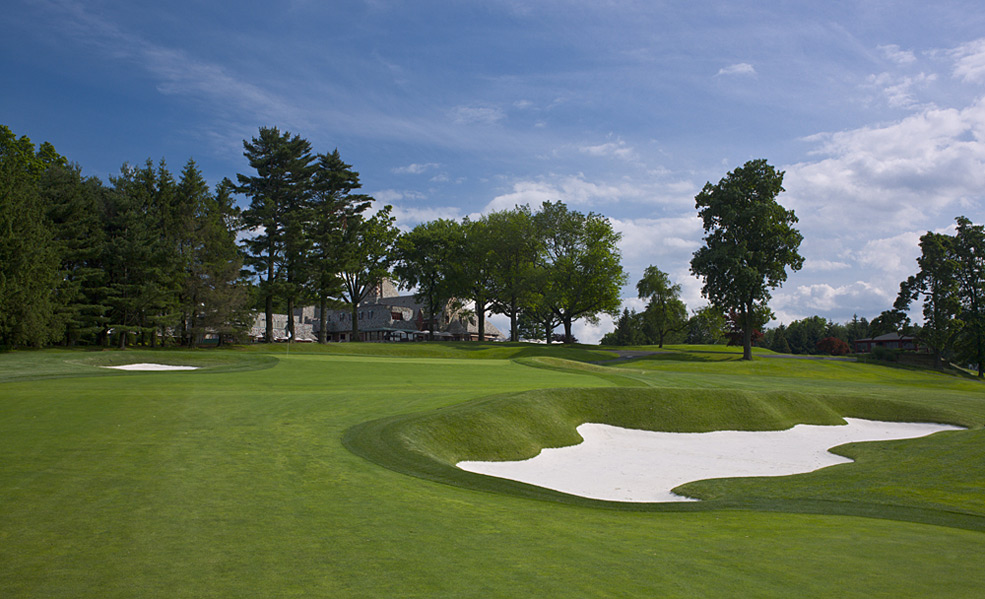 Renovation of the Year                             Mountain Ridge Country Club -- West Caldwell, N.J. -- Private