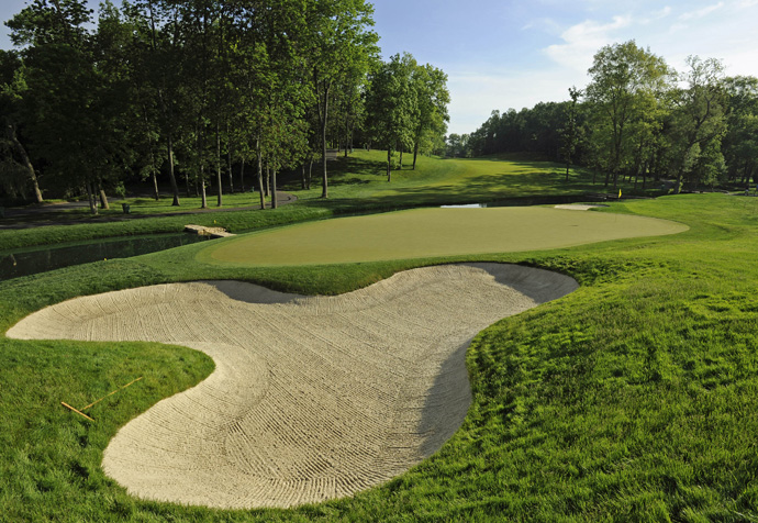 48. Muirfield Village                       Dublin, Ohio                       More Top 100 Courses in the World: 100-76 75-5150-2625-1