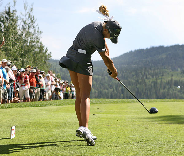 Gulbis is still in search of her second career LPGA victory. Her first was over two years ago at the 2007 Evian Masters.