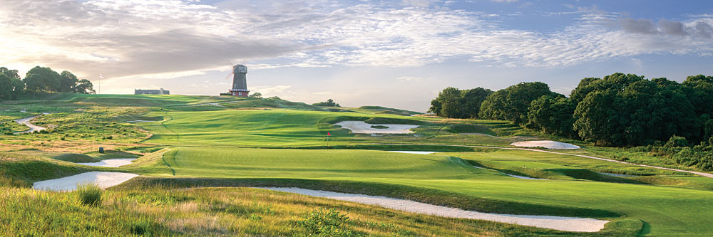 National Golf Links of America                           Southampton, N.Y.                           No. 12 World, No. 9 U.S.