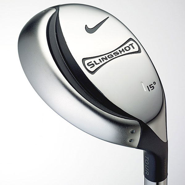"Nike Slingshot Tour                           $ 179, steel; $199, graphite; nikegolf.com                                                                                 WE TESTED                           1 (15º), 2 (18º), 3 (21º) and 4 (24º) with hDiamana Tour graphite shaft by Mitsubishi                                                                                 THE COMPANY LINE                            ""The clean lines, compact shape and minimal offset provide the workability required at the game's highest level. It has a low, deep center of gravity due to thin, light Carpenter custom 455 faceplate.""                                                                                 OUR TESTERS SAID                                                                                 PROS                                                                                  ""Great consistency with mid-high trajectory and strong distances from fairway and tee situations. It wants to go straight but responds well to directional input."" — Robert Friedrich (handicap 8)                                                                                  ""Superior control with moderate forgiveness yields few bad shots from fairway lies."" — Jon Kotraba (10)                                                                                  ""A high trajectory and adaptable flight pattern from tee or fairway make it very playable."" — Rich Bernstein (15 )                                                                                  ""Hit it solid and it will fly like a missile. Miss it, though, and expect to give up something. It seems more of a player's club."" — Andy Simon (25)                                                                                  CONS                                                                                   ""Silver wrap in back looks unwieldy. But it helps with alignment. And I love the results."" — Charlie Neivert (2)                                                                                  ""Misses are felt and the shot shows it — ball flies short and crooked."" — Matt McKeon (0)"