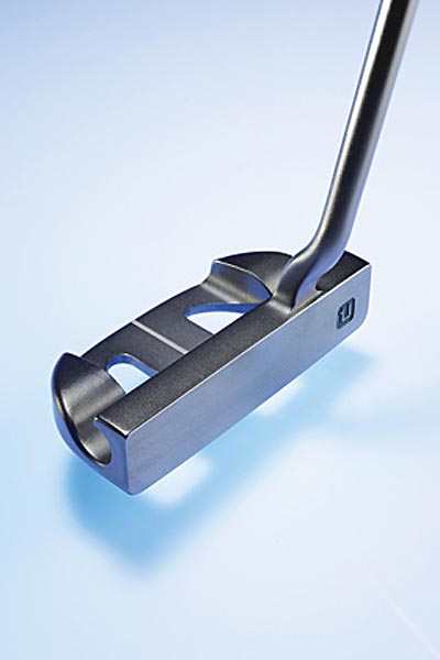 """Nike Unitized NEO$299; nikegolf.com                                                       The company line """"The only putter on the market to have a head and shaft engineered as one piece. This uninterrupted line between the head and your hands provides unparalleled feedback, touch and feel.""""                                                      Pros: """"Short strokes in combination with the lively face offer superior distance control on short and medium putts.""""                           --Jon Kotraba (handicap 10)                           """"Deadly accurate. Read, aim, fire--the ball goes exactly where it's told.""""                           --Andy Simon (25)                           """"I still feel in control on off-center hits.""""                           --Vic Lagomarsino (14)                           """"Neo seems to swing itself on long putts.""""                           --Rich Sullivan (12)                           """"Great feel, like the sweet spot of a baseball bat.""""                           --Dan DeVries (14)                                                      Cons: """"A too-soft, subtle feel hurts control on long putts.""""                           --Mike Cochrane (1)                           """"Hosel bend is too close to the face, like it could hit the ball.""""                           --Dave Doctora (7)"""