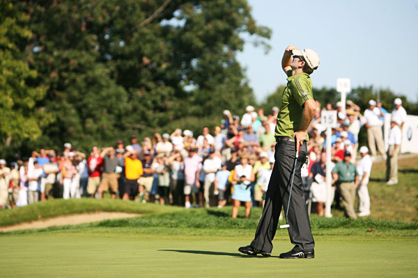 4. Justin Rose                           	 World rank: 6                           	 Wins: 0 (5 worldwide)                           	 He's a potential star and shows flashes of brilliance. He contended at last year's Masters and U.S. Open but hasn't shown a finishing kick yet. It would be no surprise if he does one of these days.
