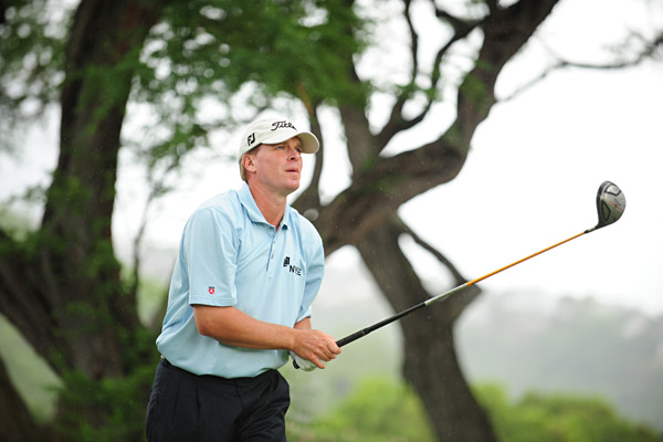 2. Steve Stricker                           	World rank: 8                            Wins: 4                           	 The biggest celebrity from Edgerton, Wis., enjoyed a solid 18-month stretch of terrific golf, culminating in his victory at Westchester during last year's inaugural FedEx Cup playoff. He's 40, and he's struggling this year, but he was hard to miss last year. He briefly had the lead when he made the turn Sunday at Oakmont in the U.S. Open, then had a disastrous back nine. He teed off in the final twosome Sunday at the British Open but quickly faded. Stricker has been in the mix in several majors over the years, and he's the highest-ranked American golfer after Woods, Mickelson and Furyk.