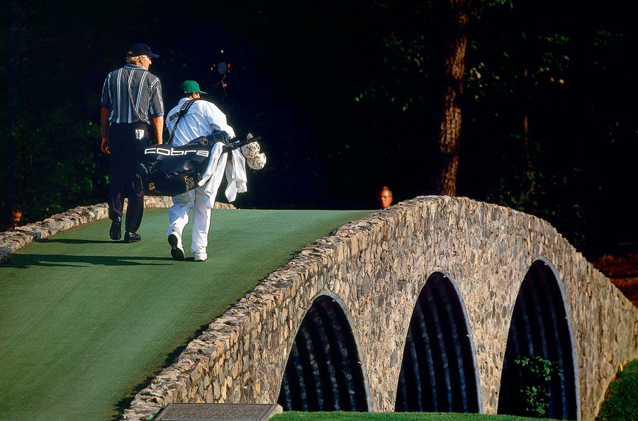 Norman made another run at the 1999 Masters but lost by three strokes to Jose Maria Olazabal.