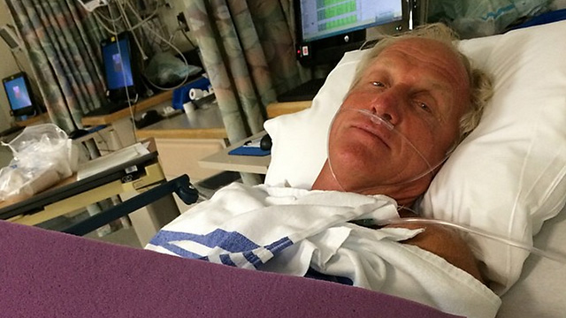 "Greg Norman had a bad feeling before his accident.  told the BBC, ""I had a premonition, to tell you the truth, as I was getting my chainsaw ready that something bad was going to happen."" Norman told the BBC that he hopes to play golf next month."