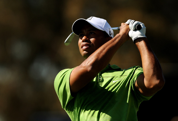 Last week, Woods was in China, where he finished T6 at the HSBC Champions.