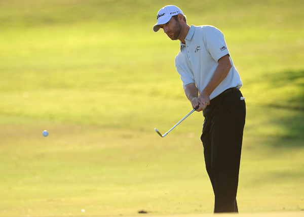 is two shots back after a six-under 66.