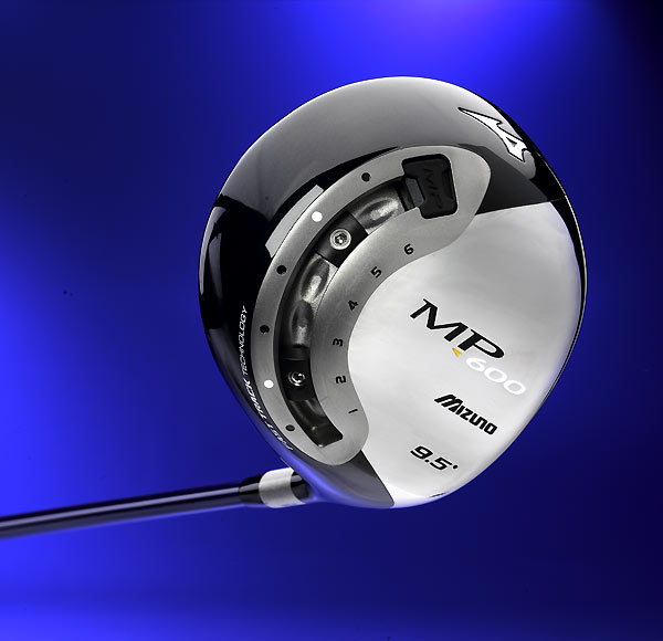 8. Mizuno's New Driver                       The Mizuno MP-600 has 16 grams of adjustable weight that can be set to                       promote 15 — count 'em, 15 — different ball flights, a                       boon for better players seeking to tweak the shape of their                       drives. (If forgiveness is your first priority, Mizuno recommends                       its MX-560.) The design of the MP-600 is novel in that its two                       eight-gram weights don't screw in, they slide along a crescent-shaped                       track that looks like a set of six teeth imprints in the                       driver's sole. Need help hitting a draw? Simply loosen the                       weights and slide them toward the heel, which helps close the                       clubface at impact. Fancy a fade? Scoot the weights toward the                       toe for the opposite effect. You can loosen, slide and tighten                       the weights in 10 seconds with an easy-to-use wrench. Now if                       only the Rules allowed you do that on every tee                                              • ClubTest | Equipment Finder