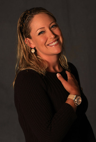Cristie Kerr won the Safeway Classic in August, and she recorded 11 top 10s.