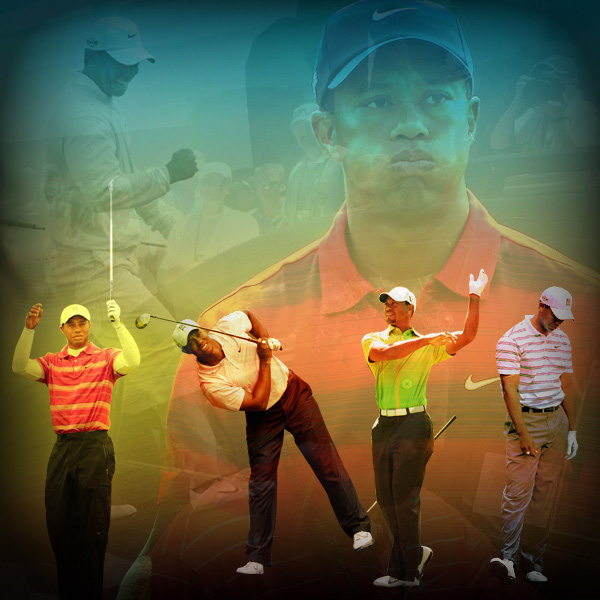 From a media frenzy to enraged fans to an inflamed joint, no player faced more distractions this season than Tiger Woods. Here's a look back at how he managed his tumultuous 2010, on the course and off.                                                      STRESS-O-METER                            It's all good!                            It is what it is                            It is what it is (and it isn't good)	                            Serenity now!