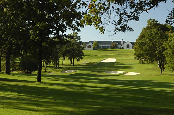 17. Southern Hills, No. 18                       PGA Championship                       Par 4, 4.429 scoring average