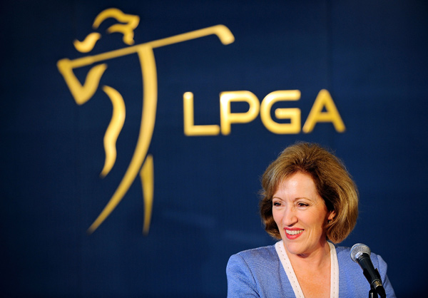 getting the LPGA Tour back on track.