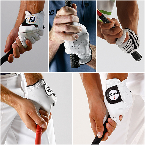 All grips look the same at first glance, but closer inspection shows that each —  yours, mine, your playing partners', Tiger's — is entirely unique. In fact, you'd be hard-pressed to find two that look exactly alike. Most of the idiosyncrasies you see the best players in the world build into their grips are long-standing quirks learned at an early age that, well, just plain stuck. Others are carefully calculated positions that the player uses to offset a certain swing deficiency. That makes your grip a very powerful tool. If you feel good about your grip but just aren't getting the ball-flight you want, or can't stop producing one that you're trying to avoid, try these Tour-bred final touches.