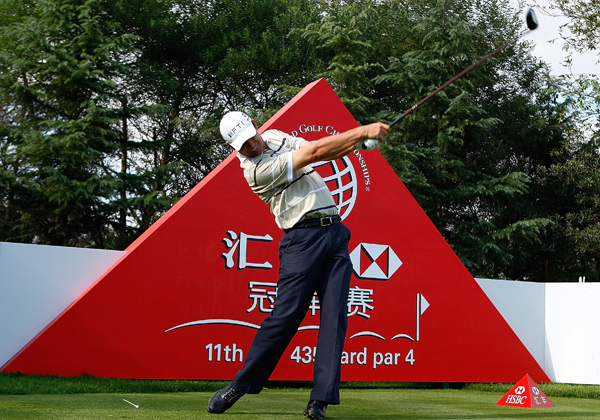 Padraig Harrington finished the PGA Tour season with six straight top 10s.