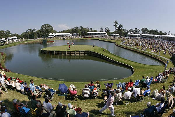 Winner: Players Championship The so-called fifth major was moved from March to May, and while the weather wasn't much better, the conditions at TPC Sawgrass were. The Stadium course played firmer and faster.                           • Complete Players Championship coverage