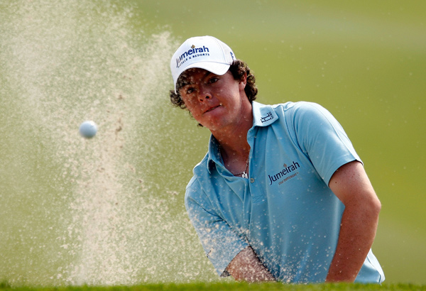 is leading the European Tour's season-long Race to Dubai, which ends this week at the Dubai World Championship. The Race winner receives a $1.5 million bonus and a seven-year exemption on the European Tour. McIlroy has won €2,538,449, which gives him a slim lead over his closest competitors. Here are the rest of the players in the top 10.